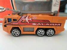 Matchbox #41 Airport Fire Truck Made in China  1992