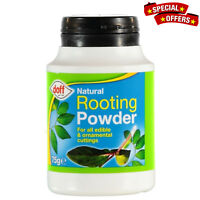 Doff Natural Rooting Powder for Cuttings Strong Healthy Growth 75g