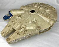 Vintage Star Wars Millennium Falcon Spaceship Vehicle 1978 Kenner For Parts