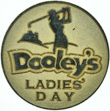 TOKEN  / DOOLEY'S LADIES DAY GOLFCLUB TOKEN JETON   #WT15849