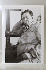 DIEGO RIVERA, 1929 by JAMES ABBE , Kunst-Postkarte