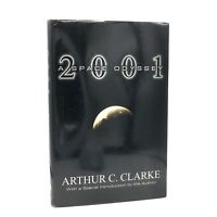 "Signed ""2001: A Space Odyssey"" by Arthur C. Clarke [New American Library, 1999]"