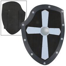 Fortitude Iron Cross Medieval Foam Costume Pretend Play Shield