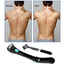 Professional Electric Back Hair Shaver Removal Groomer Body Trimmer Healthy FS
