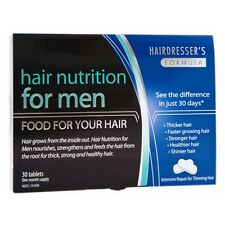 Hair Nutrition for Men 30 Tabs (One Month Supply)