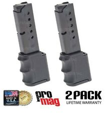 2 Pack S&W BODYGUARD 380 10 Rd Extended Grip Mag ProMag SMITH & WESSON SMI21