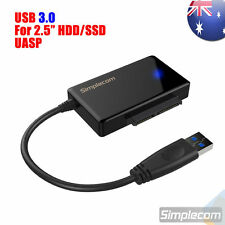 "USB 3.0 to SATA 2.5"" Hard Drive HDD SSD Adapter Converter Cable 22Pin UASP"