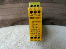 NEW PILZ PNOZX1 24VACDC 3N/O1N/C 774300SAFETY RELAY PN0ZX1 PN0Z X1
