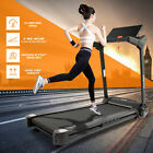 2.0 HP Folding Treadmill Electric Motorized Fitness Running Home Machine Incline