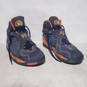 Nike Air Jordan 8 Retro LS Size 12 Pea Pods 316324-481