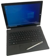 "Microsoft surface Pro 3 12 "" Tablet Intel Core i7 4650U 8GB RAM 256 GB Storage"