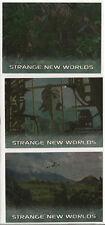 Star Trek Voyager Season 2 Trading Cards Strange New Worlds Card Set 197-199