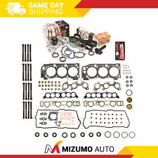 Head Gasket Set Timing Belt Kit Water Pump Fit 95-04 Toyota 3.4 DOHC 5VZFE