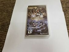 Dissidia 012duodecim Final Fantasy (Sony PSP, 2011) new