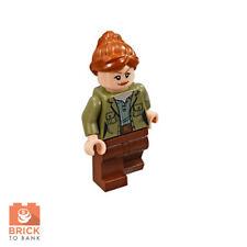LEGO 75928 - Jurassic World Carnotaurus Gyrosphere - Claire Minifigure Brand New