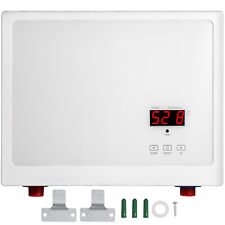 Electric Hot Water Heater Instant 18KW Tankless ABS Plastic High Efficiency Safe