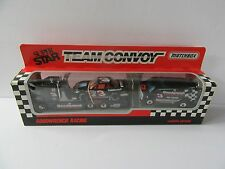 1991 Matchbox SuperStar Team Convoy Dale Earnhardt NASCAR DieCast 1:64 MIB DE11