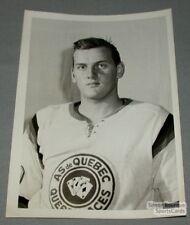 QJAHL 1968-69 Quebec Aces Yvon Drapeau Photo