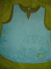 débardeur bleu turquoise KENZO 12 mois