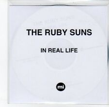 (DK59) The Ruby Suns, In Real Life - 2013 DJ CD