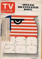 1975 TV Guide June 28 - Special Bicentennial Issue