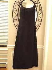 Beautiful Navy Gown Laundry By Shelli Segal Size 2