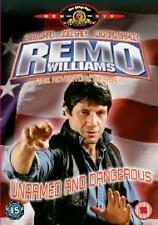 REMO WILLIAMS - THE AVENTURE BEGINS - DVD - REGION 2 UK