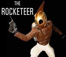 Sci-Fi Movie Rocketeer Cliff Seacord 1/4 Figure Vinyl Model Kit 16 inch