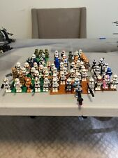 1 RANDOM LEGO STAR WARS CLONE TROOPER BLIND BAG (OFFICIAL LEGO AND CAC)