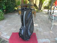 Ram, LIGHTWEIGHT  Cart Golf Bag   *NICE & CLEAN*