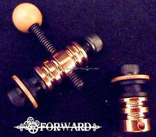 Tattoo Copper Binding Post Set Front, Rear, Screws, Washers, Ball Forward Tattoo