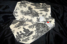 Waverly Garden Room French Country Jamestown Rustic Toile 2 Placemats Vinyl