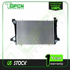 For 1985-1996 Ford F-150 4.9L l6 New Replacement Aluminum Radiator Fits CU894