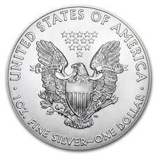 Silver 2017 American Eagle 1 oz. Coin - .999 fine silver American Eagles 1oz
