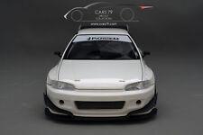1/18 Honda Civic EG6 Rocket Bunny White by Ignition