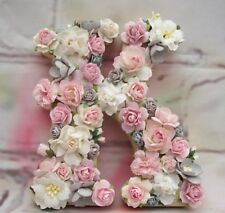 MDF Handmade Free Standing Letter Initial  Wedding Top table letter (ANY LETTER)