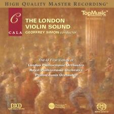 Geoffrey Simon The London Violin Sound DXD SACD