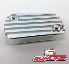 Sunline Motocross Mx Freno Trasero Reservorio Tapa De Aluminio Kx Rm 125/250/250f 04-07