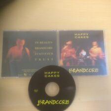 HAPPY CAKES - RARE PRIVATE PR OOP.CD HARDROCK GLAM 1994 FATAL SMILE, LOVE BONE