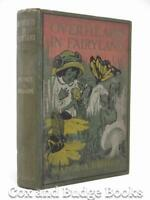 MADGE A BIGHAM Overheard in Fairyland, The Peter Pan Tales 1909 1st Illustrated