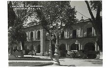RPPC.Oaxaca,Mexico,Palacio de Gobierno,La Primavera Photo,c.1950s