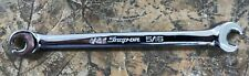 Snap On Rxfs810b 14 516 Sae 6 Pt Flare Nut Open End Combination Wrench
