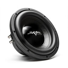 "NEW SKAR AUDIO IX-10 D2 10"" 400 WATT MAX POWER DUAL 2 OHM CAR SUBWOOFER"