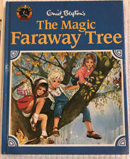 Enid Blyton THE MAGIC FARAWAY TREE  ENCHANTED CHAIR Set 5 Books Happy Time Book
