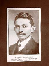 Mohandas Karamchand Gandhi Mahatma Porbandar in 1924, 1869 – New Delhi, 1948