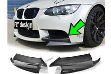 Carbon frontsplitter für BMW e92 3er m3 frontansatz splitter flap apron body kit