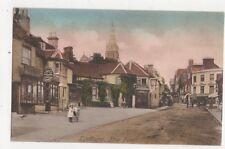 Lyndhurst New Forest Vintage Postcard 381a