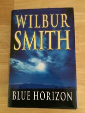 Wilbur Smith - Blue Horizon - Signed First Edition