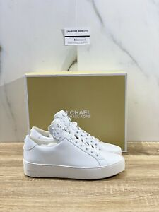 Michael Kors Sneakers Donna Mindy lace up  Bianca Casual Shoes 41