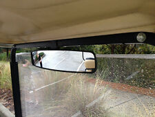 "Golf Cart 16.5"" Extra Wide Panoramic Rear View Mirror for EZGO Club Car Yamaha"